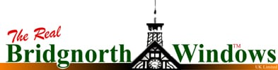Bridgnorth Windows Logo