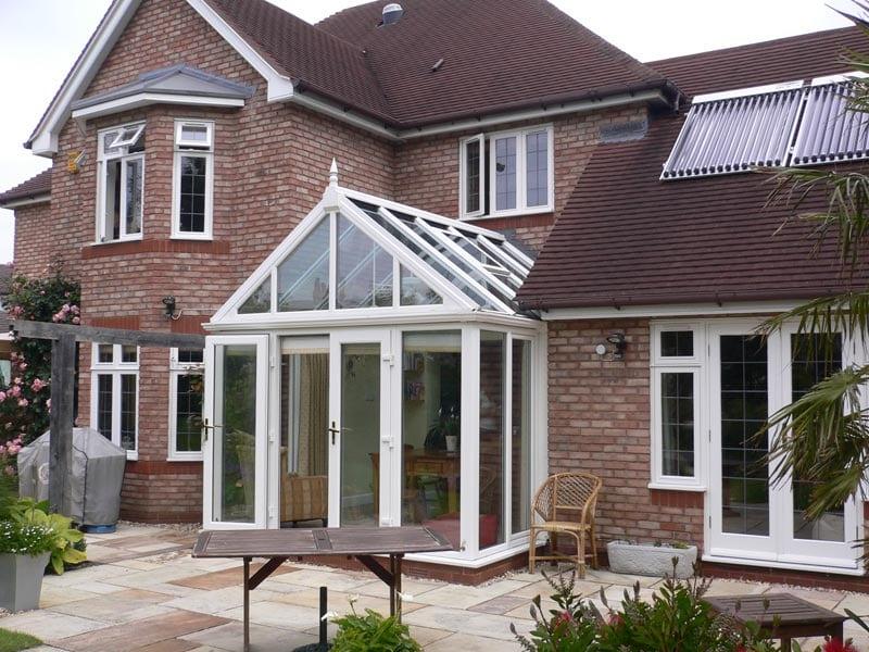 Windows doors conservatories bridgnorth shrewsbury for Windows doors and conservatories