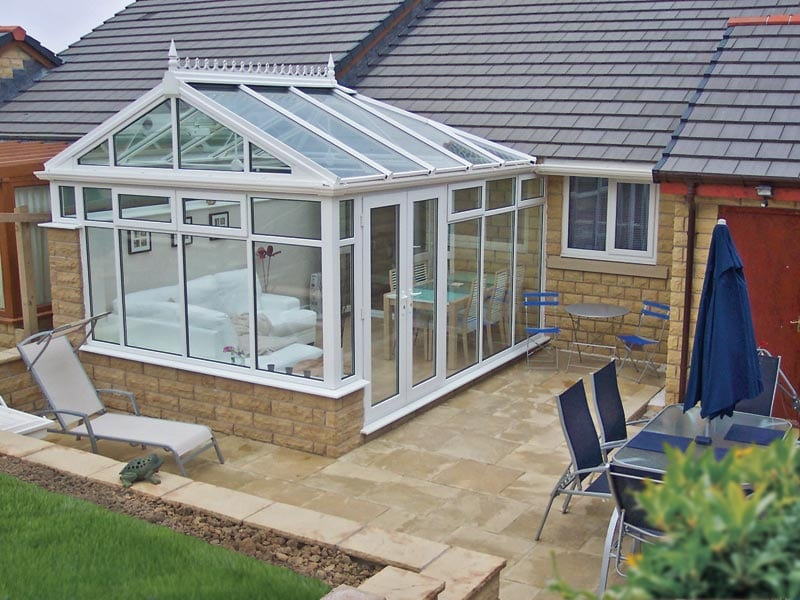 What Are the Benefits of a Conservatory?